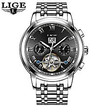 Watch Men Business Waterproof Sport Mechanical Wristwatch