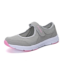 Hiamok_Fashion Women Shoes Summer Sandals Anti Slip Fitness Running Sports Shoes