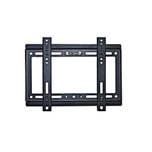 "TV Wall Bracket 14-42""- Black"