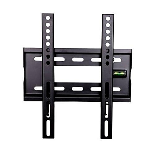 """Wall Mounting Bracket for 22-43"""" TV - Black"""