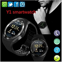 New Stuff Y1 Smart Watch Support Nano SIM Card And TF Card Smartwatch PK GT08 U8 Gd19 Wearable Smart Electronics Stock For IOS Android