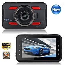 New 3.0'' LCD Vehicle Car DVR Camera HD 1080P Video Recorder Dash Cam G-sensor