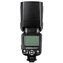 TR - 960ll DSLR Camera Flashlight LCD Screen Speedlite for Canon Nikon Pentax - Green