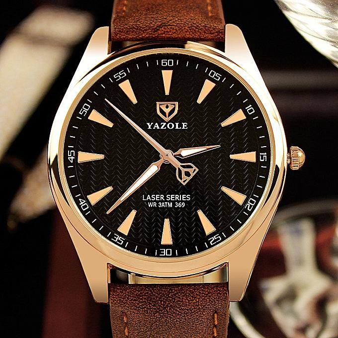 The watch skill of Ya Zhuo Lun man luminous and waterproof f