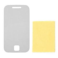 Clear Screen Protector Guard Film Shield Cover For Samsung Galaxy Y S5360