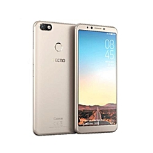 "Camon X - 6.0"" - 32GB - 3GB RAM - 16MP Camera - (Dual SIM) - Champagne Gold"