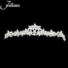 The Bride Hand Act The Role Ofing Korean High-grade Alloy Crystal Gorgeous Luxury Bridal Crown