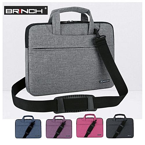 c67bfdf75b7 Laptop bag 13 14 15.6 inch waterproof notebook bag for macbook air pro 15.4  laptop shoulder bag for woman business bag for man( 15