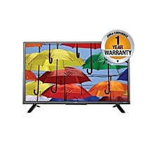 43″ Smart LED TV – Black
