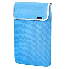 Bluelans Waterproof Laptop Sleeve Case Carry Bag Cover For 15.6 Notebook Blue