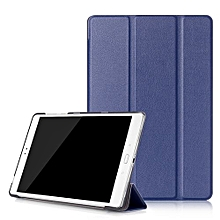 """For Asus [Zenpad 3S 10] Case, Ultra Slim Case + PU Leather Smart Cover Stand Auto Sleep/Wake For ASUS 9.7"""" Tablet Z500M, Dark Blue"""
