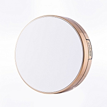 XJ-21 Women Foldable Makeup Mirrors Lady Cosmetic Hand Mirrors Mini LED Lights