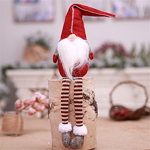 20 Inches Handmade Christmas Gnome Swedish Figurines Holiday Decoration Gifts