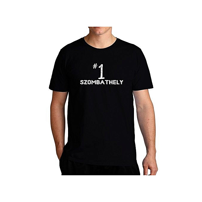 Fashion Number 1 Szombathely Cool T-Shirt For Men   Best Price ... 98d3b05d81
