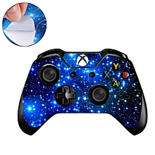 For Xbox One Console Controller Shell Handle Panels Skin Decal Sticker Cover Blue Sky