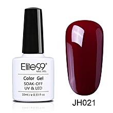 10ml UV/LED Gel Nail polish-Candy colors (JH021)