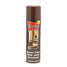 Wood Polish Brown Can - 225ml