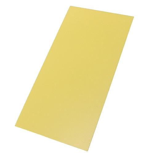 1PCS 300x150mm DIY Yellow Epoxy Glass Fibreglass Sheet Board For FR4 Glass  Fiber 1 6mm