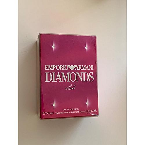 Giorgio Armani Emporio Armani Diamonds Club At Best Price Jumia Kenya