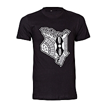 Black Mavazi Afrique 254 T-shirt