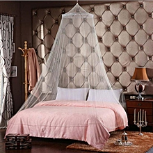 Dome  Mosquito Nets Play Tent Bed Canopy Insect Protection-Beige