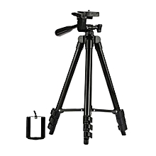 Camcorder Stand Camera Tripod Mount Durable With U-Clip Aluminum Travel Phone Holder Video Camera Bracket Outdoor Home