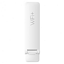 300Mbps 2.4GHz Wi-Fi Amplifier 2 Updated Version-White
