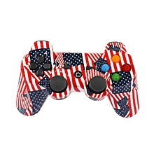 Wireless Gamepad Joypad Portable ABS Colourful Charge Receiver Game Controller Game Player Joystick