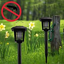 L47 LED Solar Lamps Garden Outdoor Landscape Lawn Light Mosquito Killer Lamp Light, White Light (Lighting) or Purple Light (Killing Mosquito)