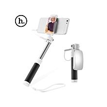 K2 - Selfie Stick 3.5mm Jack Wire Control Camera Shutter - Black