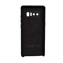 Note 8 Silicone Cover - Black