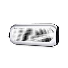 S205 - Multifunctional Wireless Bluetooth 4.0 Speaker - Silver