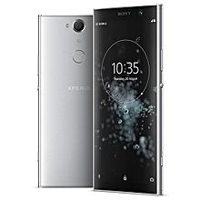 Xperia XA2 Plus 6-Inch IPS LCD (6GB, 64GB ROM) Android 8.0, 23MP, Dual SIM 4G Smartphone - Silver