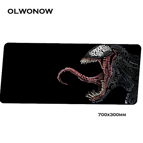a21dfc3bd5f7 Venom mouse pad HD pattern 70x30cm pad to mouse Popular computer mousepad  gaming mousepad gamer to laptop Adorable mouse mat