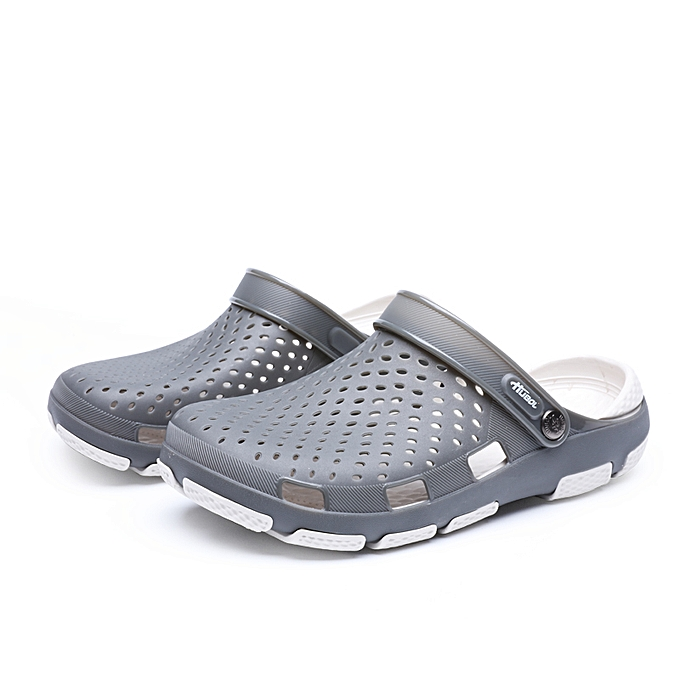 f03725eaff7e Generic Mens Hollow Out Beach Sandals Slippers   Best Price