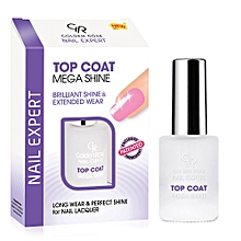 Nail Expert Mega Shine Top Coat,11ml