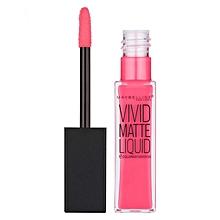 Lip Color Sensational Vivid Matte Lipstick – 20 Coral Courage