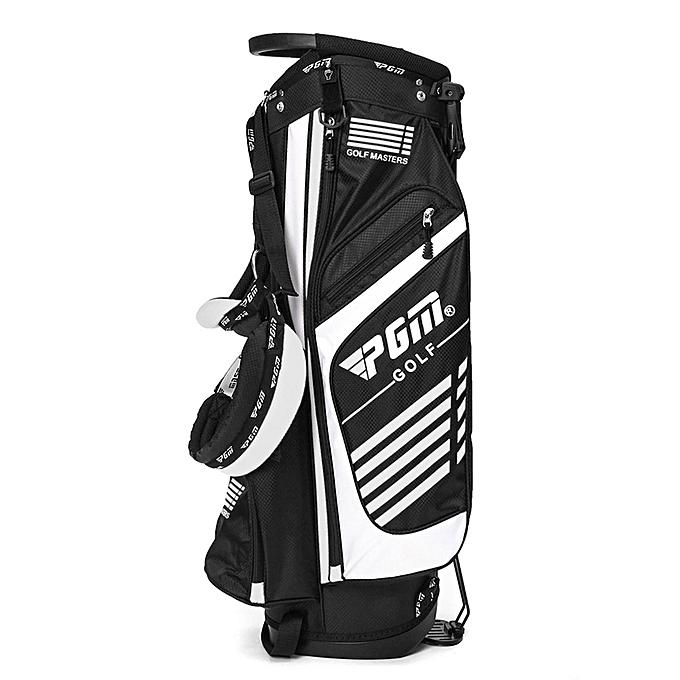 Top Divider 14 Pocket Golf Club Stand Bag Carry W Dual Strap 3 Color Lightweight