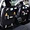 Beautiful Multi-functional Felt fabric Car Backseat Storage - Black