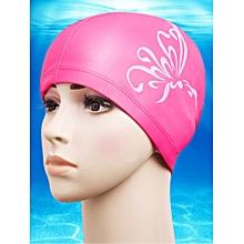 PU Waterproof Fashion Swimming Hat