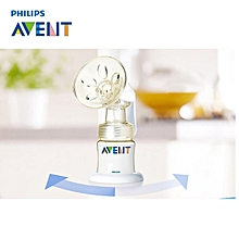 Philips AVENT Manual Breast Pumps PP PES Breast Feeding Baby Nipple Suction  Breast Pumps Milk Bottle Sucking White