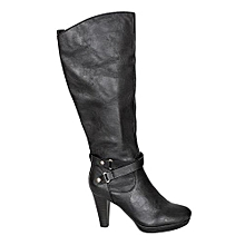 Black Ladies' Boots