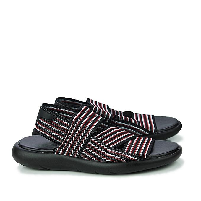 e48628fe29f7 ... US 7.5-10 Men s Roman Sandals Japanese Cooler Non-slip Slippers Leisure  Casual Beach ...