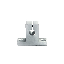 SK12 Linear Motion Rail Support Aluminum Block Guide Shaft for 3D Printers φ12mm Smooth Axis Optical Rod