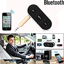 Wireless Bluetooth Receiver 3.5mm Jack Bluetooth Audio Sound Music Adapter Car