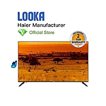 "Looka 32"" Smart LED HD TV - black"