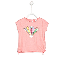 Pink Fashionable Standard T-Shirt