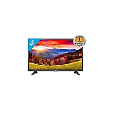 """LJ520U- 32"""" HD LED Digital TV - Black."""