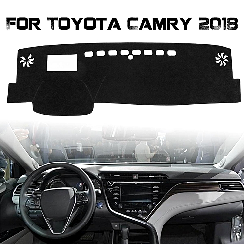 Buy Generic Xukey Fit For 2018 Toyota Camry Dash Mat Dashmat Dashboard  Cover Pad Sun Shade   Best Price  635aab52780
