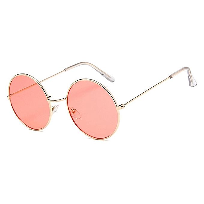 d5545ecdaa377 Leadsmart Viendo Fashion Trendy Round Sunglasses For Women Girls Stylish  Anti UV400 Glasses ...